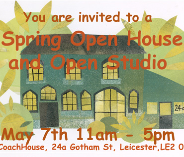 Spring Open House / Open Studio