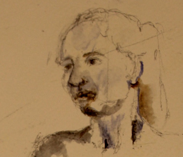 FREE LSA WORKSHOP - 'Portraiture using dry mixed media' with Sue Graham