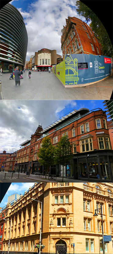 Photo of Leicester by Sue Clegg