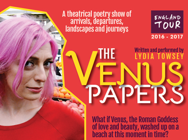 Venus Papers poster