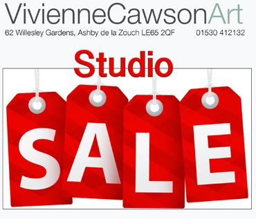 Studio Sale - Vivenne Cawson