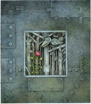 Introduction image for Wayne Anderson - The Tin Forest
