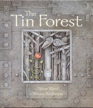Book cover by Wayne Anderson
