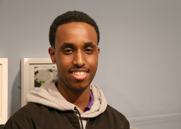 Thumbnail image of Nooridin Abdi, Gateway College - Little Selves  Exhibition Prizes