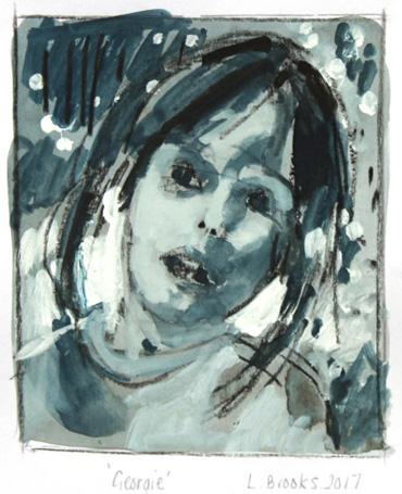 Thumbnail image of Lesley Brooks - LSA member - Little Selves - Browse Artworks A-Z