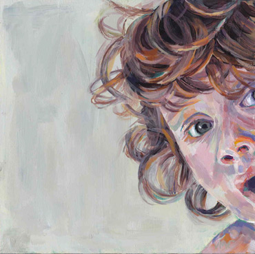 Thumbnail image of Vivienne Cawson RBSA - LSA member - Little Selves - Browse Artworks A-Z