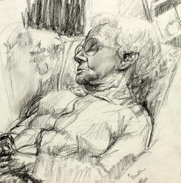 Thumbnail image of Glen Heath - LSA member - Little Selves - Browse Artworks A-Z