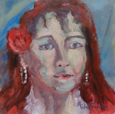 Thumbnail image of Nanette Whiteway - LSA member - Little Selves - Browse Artworks A-Z