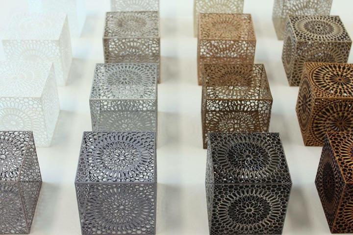 Cubes by Sarah Charlton
