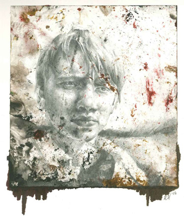 Thumbnail image of Becky Hayley - Oakham School - Little Selves - Browse Artworks A-Z
