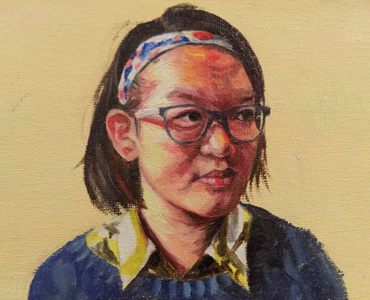 Thumbnail image of Yuanqing Zhang - Leicester High School for Girls - Little Selves