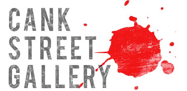 Cank Street Gallery logo