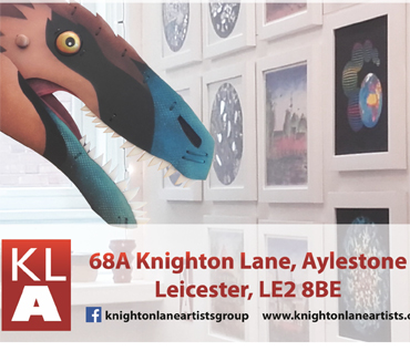 Knighton Lane Artists - Summer Open Studio & Barbeque