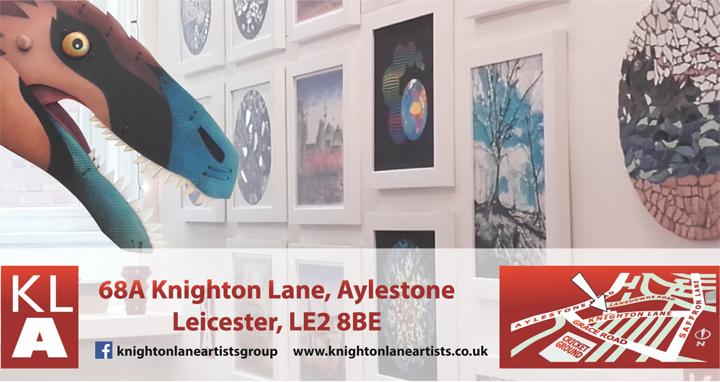 Knighton Lane Studios poster
