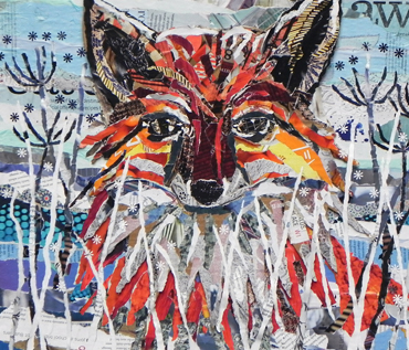 Wildlife Collage Workshop - Danielle Vaughan