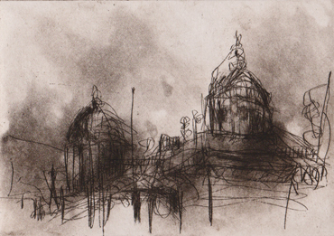 Etching by Emma Fitzpatrick