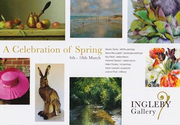 Ingleby Gallery poster