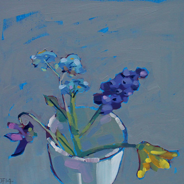 Introduction image for Mini Still Life In Oils Workshop: Jane French