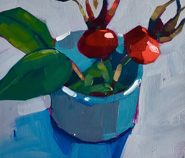 Mini Still Life Painting Workshop - Jane French