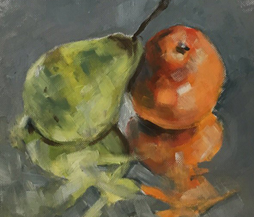 Still Life 'Reflections' Oil Painting Workshop - Jane French