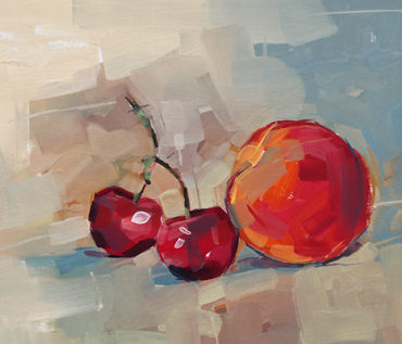 A Still Life In Oils - Jane French Workshop
