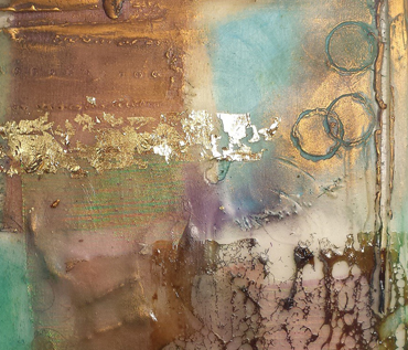 Working With Wax (Encaustic) Improvers Workshop - Jo Sheppard