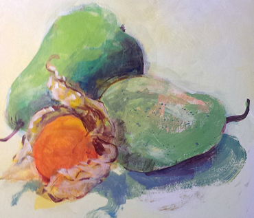 Acrylic Painting For Beginners Workshop - Jo Sheppard
