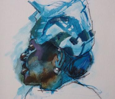 Judy Merriman - Rutland Open Studios