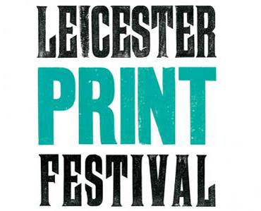Leicester Print Festival logo
