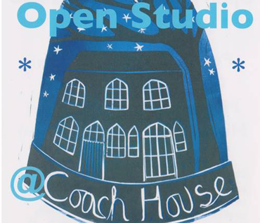 Open House Open Studio @ The Coachhouse