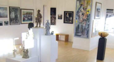 Photograph of RBSA gallery
