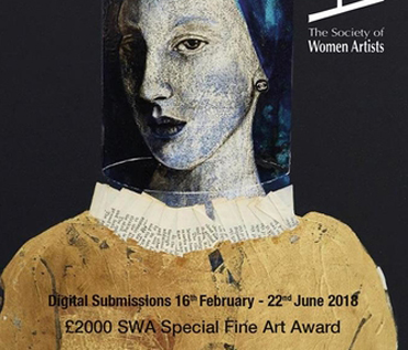 Society Of Women Artists 127th Open Exhibition - Call For Entries