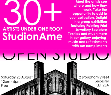 StudionAme - Open Studio Event