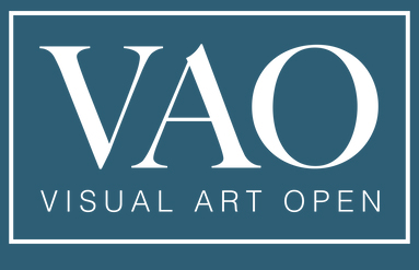 Visual Art Open logo 2018