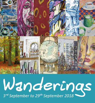 Wanderings poster