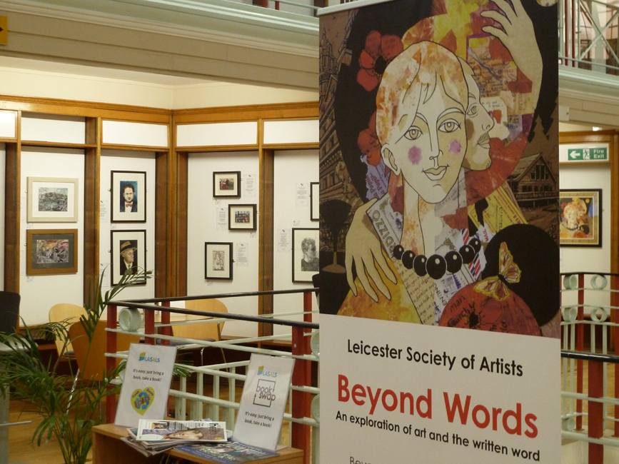 Beyond Words: An Exploration Of Art And The Written Word