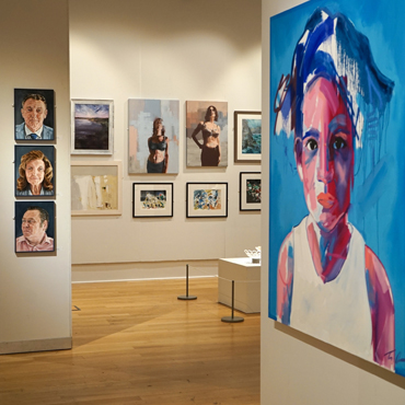 Photograph of the Annual Exhibition 2019