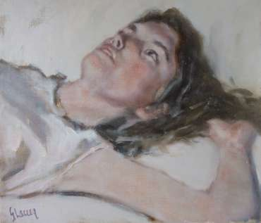 Thumbnail image of Graham Lacey, 'Reverie' - A sample of artworks in LSA Annual Exhibition 2019