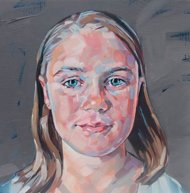 A Portrait in Oils - Jane French Workshop
