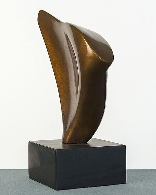 Marijke van der Veen, 'Confidence' sculpture