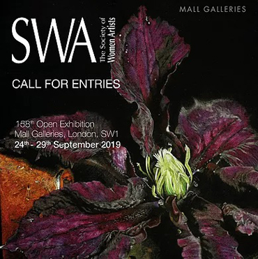 SWA call for entries poster 2019