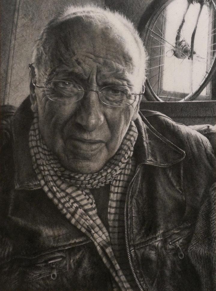 portrait by Andrew Jackson