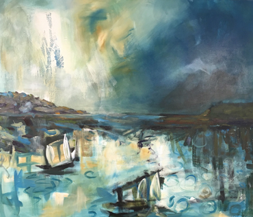 Coastal Paintings - Chrissie Everard