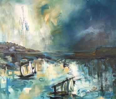 Coastal Paintings - Chrissie Everard