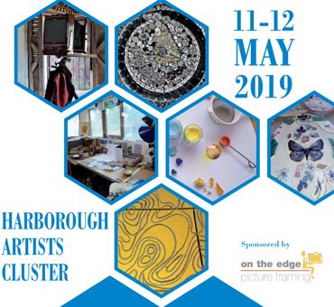 Harborough Artists Cluster - Open Studios Trail