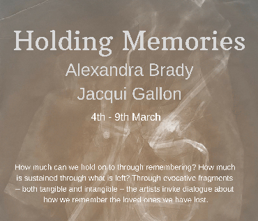 Holding Memories