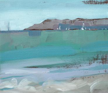 Painting Seas and Skies - Jane French Workshop