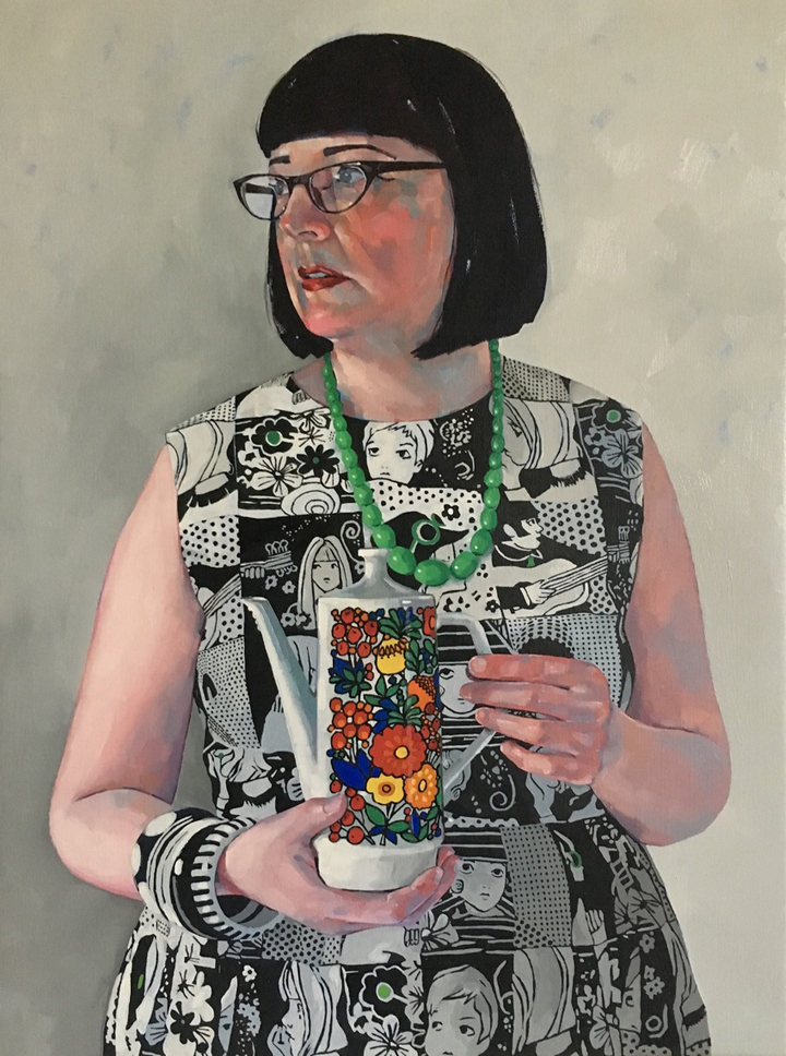 Jane French 'The New Coffee Pot'