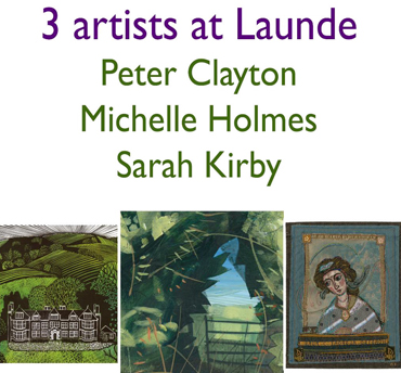 Introduction image for 3 Artists at Launde