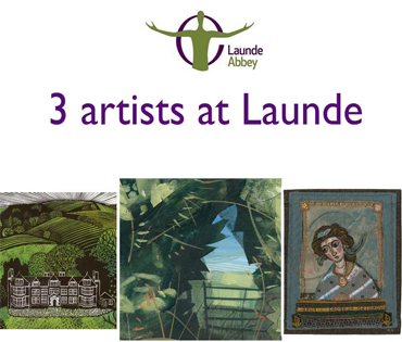 3 Artists at Launde